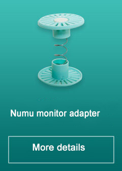 Numu monitor adapter
